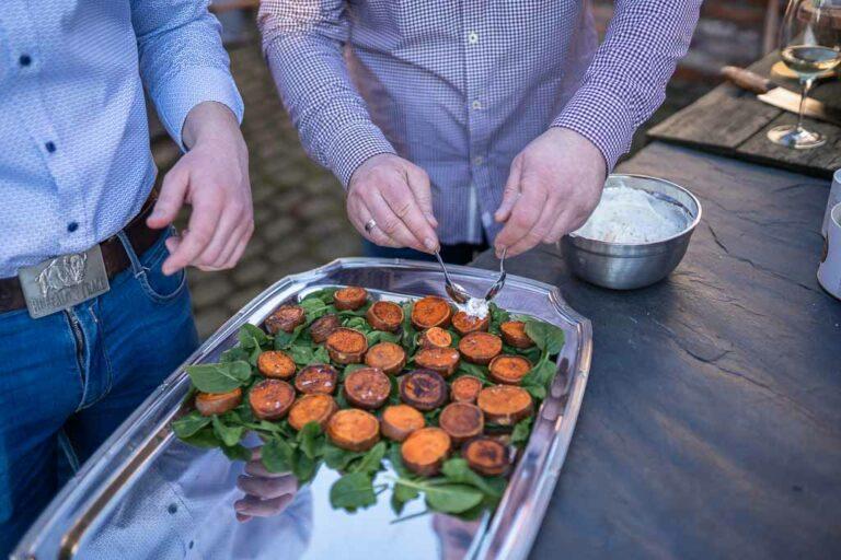 Kreative Küche mit der Plancha